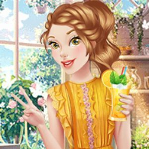 Year Round Fashionista: Belle