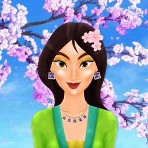 Mulan's Magic Makeover