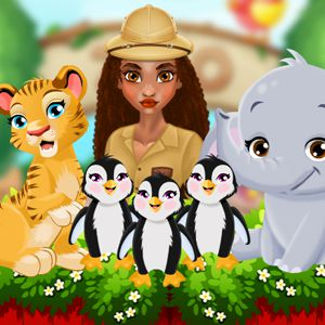 Moana Cute Zoo