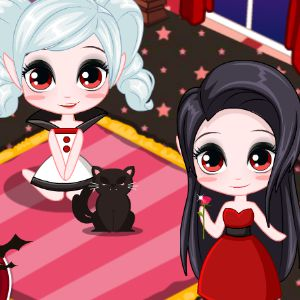 Vampire Princess New Room