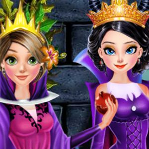 Princess Villains Challenge