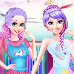 Princesses Unicorn Style