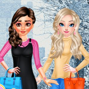 Princesses Winter Fashion