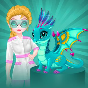 Fantasy Creatures Princess Laboratory